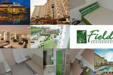 Field Residences Condominium, SM Sucat Paranaque - Parañaque