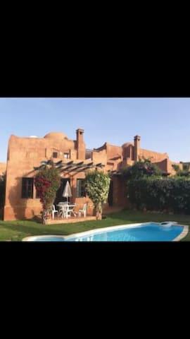 Luxurious villa in La Palmeraie! - Marakesz - Dom