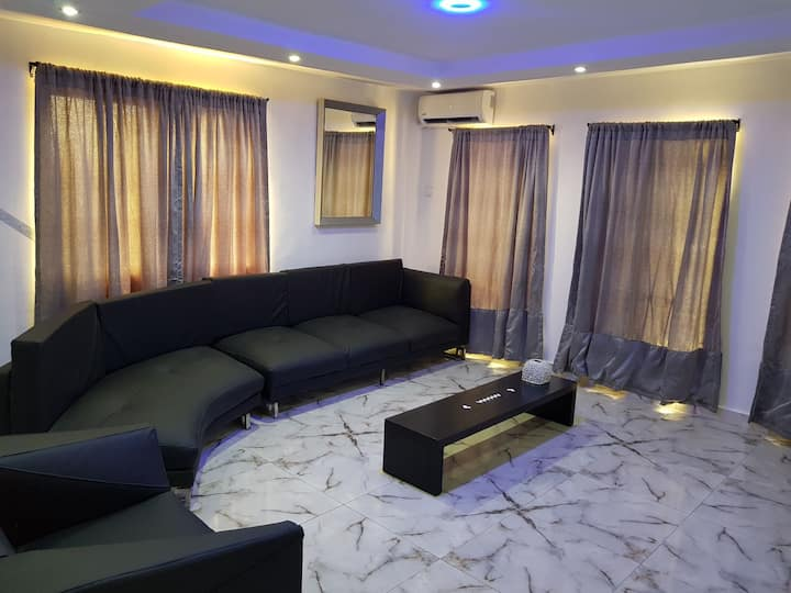 CG Apartments Metro 2 Bedrooms Juli Estate Ikeja