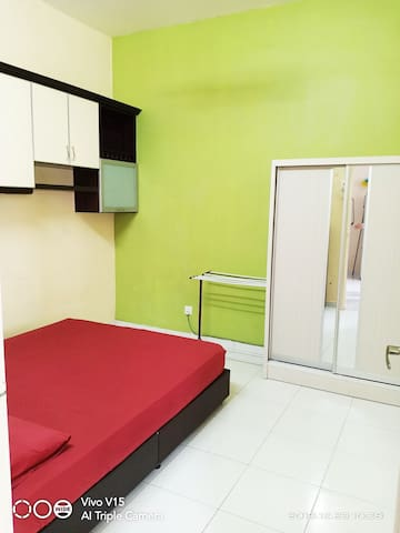 2nd Bedroom with air condition