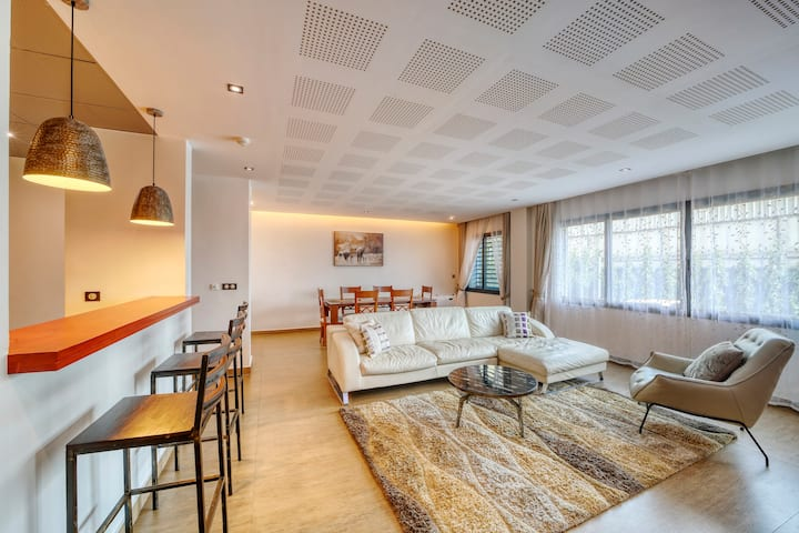 Victoria : Luxueux appartement 2CH à Regina Home