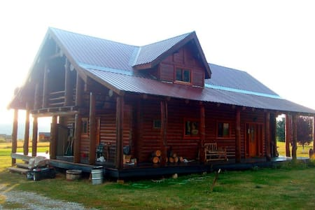 2bd, Star Valley Cabin. - Star Valley Ranch - Maison