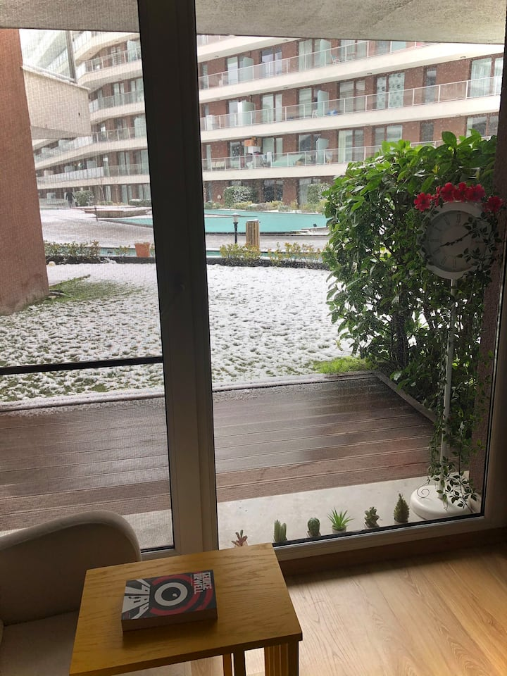 🌿Bahceli Daire🌿Flat with Garden🌿
