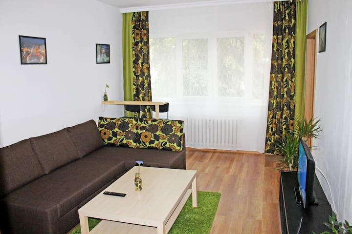 SofiaStyle Apartment-FreeParking-Central Location