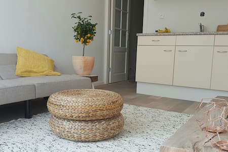 Charming apartment at the best location! - Alkmaar - Daire