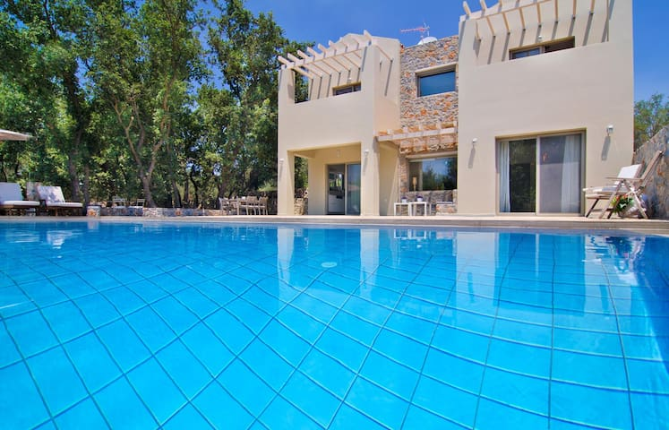2-bedroom Villa Ariti with private pool of 50 sqm - Litsarda