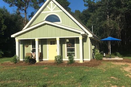 Tranquility Base Cottage - Fairhope - Casa