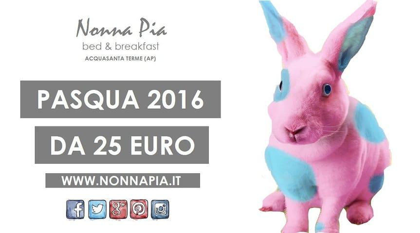 Pasqua da Nonna Pia - Favalanciata - Bed & Breakfast