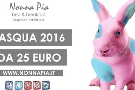 Pasqua da Nonna Pia - Bed & Breakfast