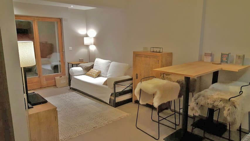 VERBIER - COZY APARTMENT - ENTIRELY REFURBISHED - Bagnes - Wohnung