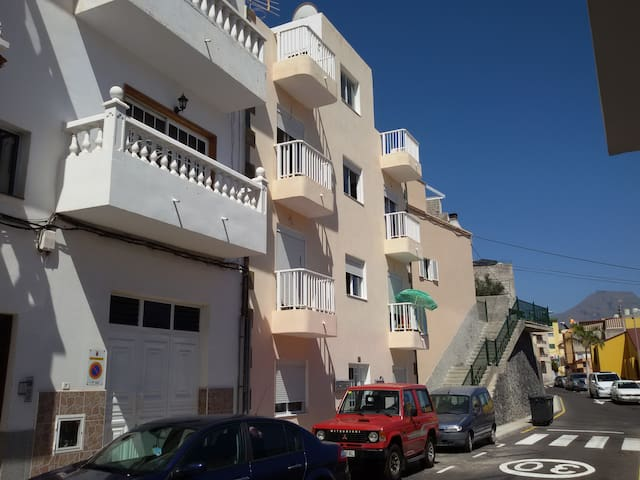 Nice apartment in Armeñime Playa del Puertito