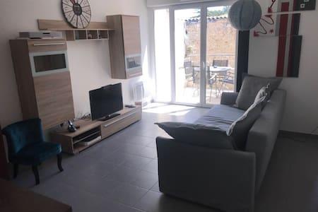 Très joli appartement T2 de 50m² au calme
