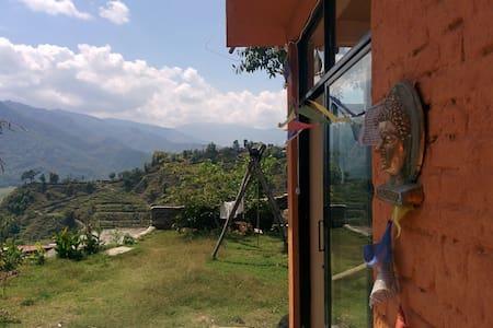 Nature Home Up Retreat (Pokhara) - 포카라