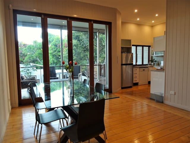 Comfortable and convenient inner city home - Nundah - Hus