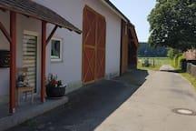 Kleine Dachgeschosswohnung Nähe Bodensee