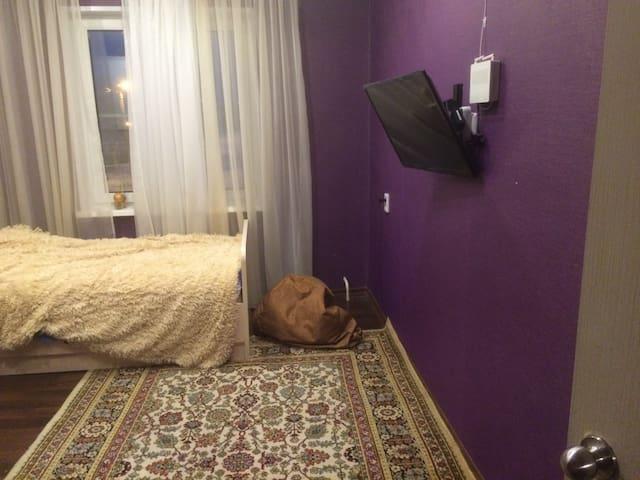 Очень уютная квартира - Молочный - Pis
