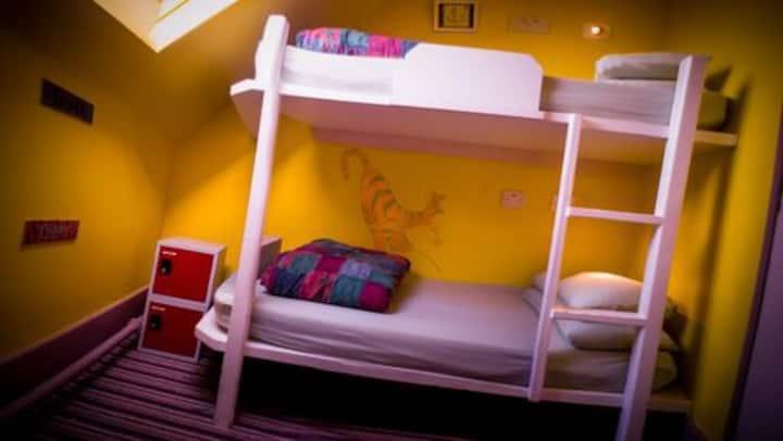 4 Bed Mixed Dorm Edinburgh Centre
