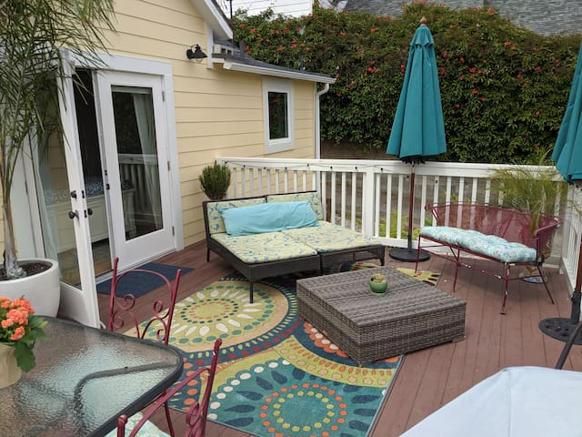 Renovated Cottage Arroyo Grande Village