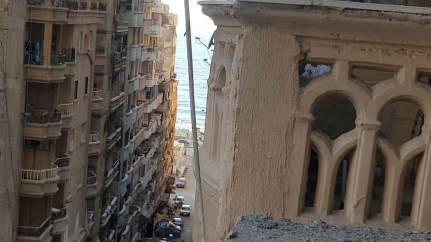 Apartment at 18 st from khalid Abn Alwalid