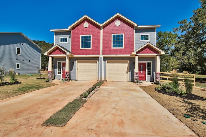 Texas Country Townhome - 3 bedroom, 2.5 bathrooms