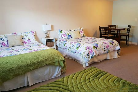 Family room- 2 queen beds & castle! - Lethbridge