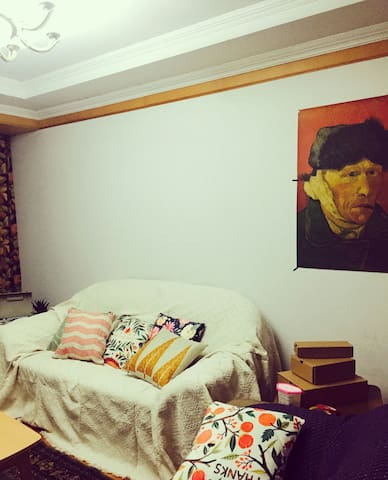 市中心小区,毗邻鲁迅故里咸亨酒店沈园,体验普通绍兴人生活 - Shaoxing Shi - Apartamento