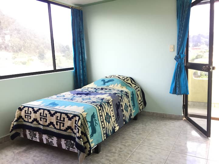 Puma maqui apartement (5 minutes away from Otavalo