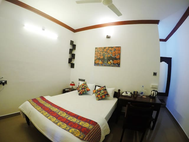 Deluxe Queen Room at Cherai Beach