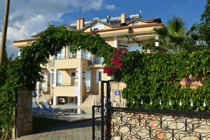Suite Apartments in Luxury Complex in Ciftlik - Fethiye - Flat