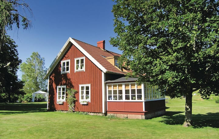 Beautiful home in Burseryd with Sauna, WiFi and 2 Bedrooms