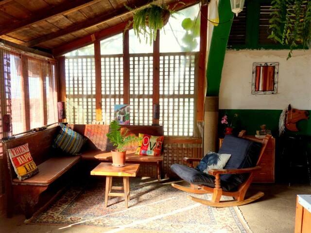 Mamio Verde - Cama en habitación compartida chicos