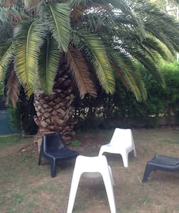 Agréable villa avec piscine - Saint-Martin-de-Crau