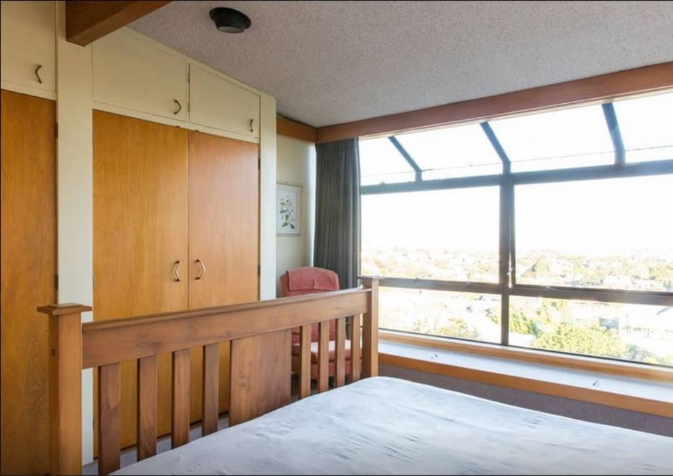 Panoramic Suite on Second Floor