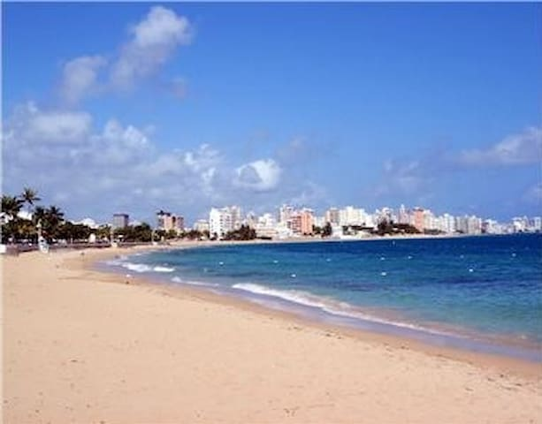 BV-Steps to Beach-Affordable unit with Great Views - San Juan - Lägenhet