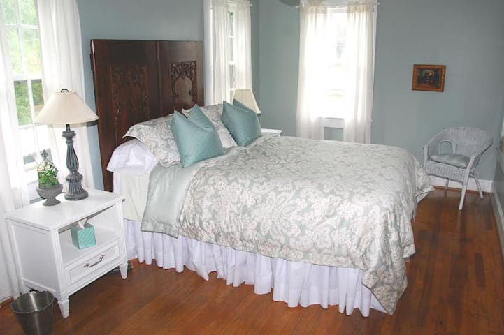 Main Street Guest Cottage - Fountain Inn - Appartement