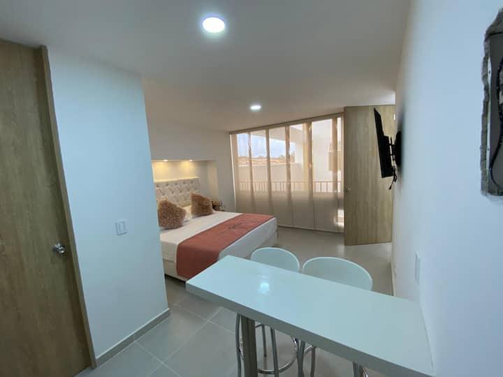 Guatapé Apartamentos A&A 303 integrado