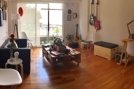 Moderno y cálido departamento en Villa Urquiza - บัวโนสไอเรส - อพาร์ทเมนท์