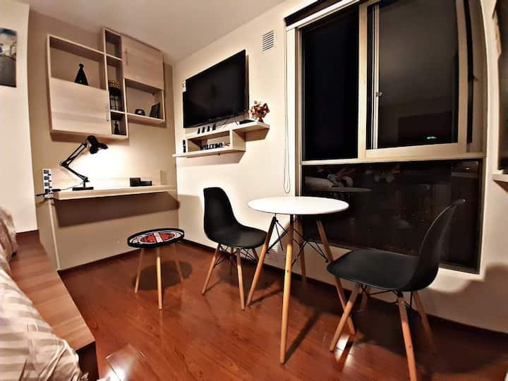 Executive Apartment in Heart of Cochabamba
