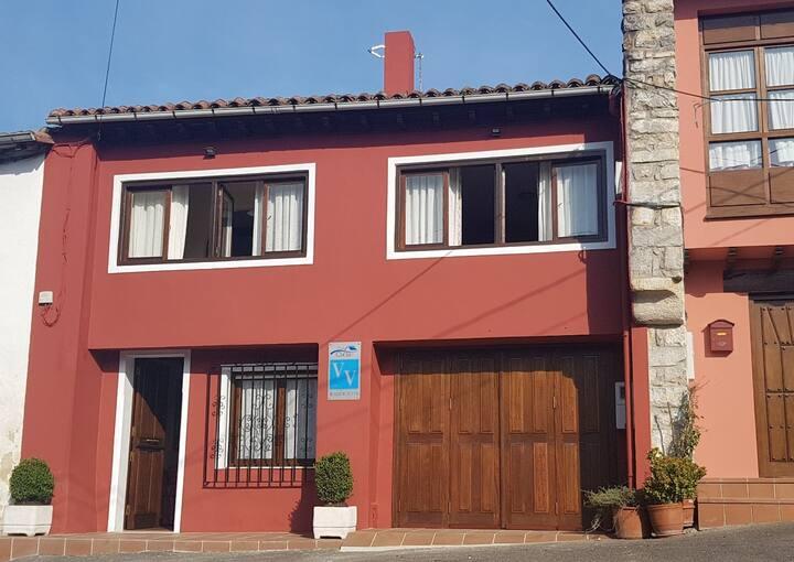 Casa Chole,  La Portilla, Llanes 8 plazas