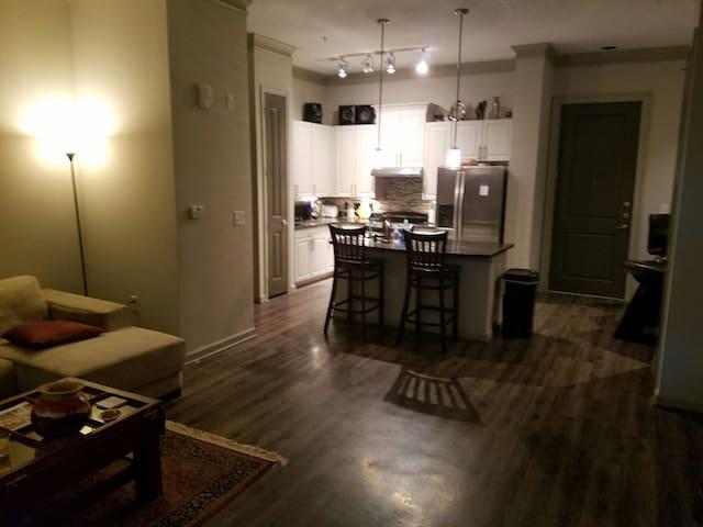 Private Room in West Midtown - Atlanta - Leilighet