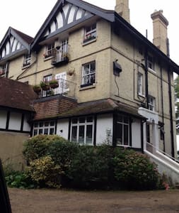 Cosy double room close to Windsor Great Park - Englefield Green - Apartemen