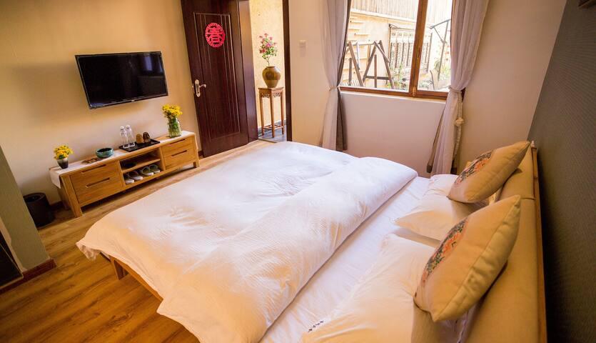 一楼标准大床房