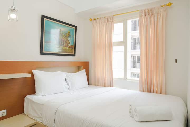 New Furnished 1BR Green Park View Apartment