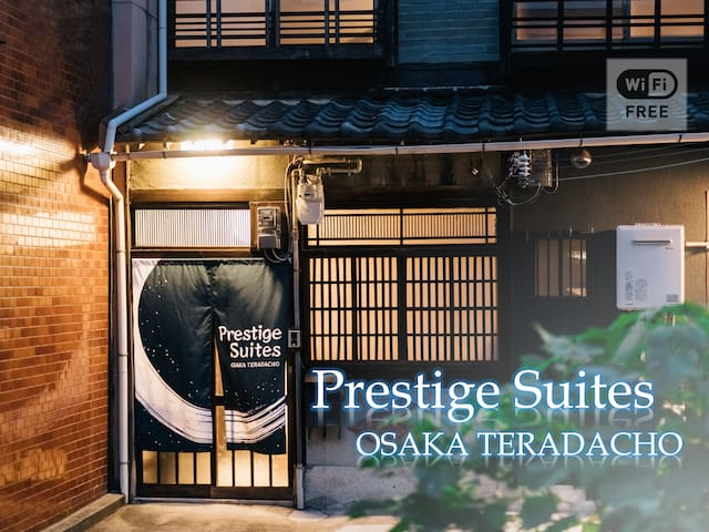 1week10%off,1month20%off!! /Namba 7min/Jpn Garden!