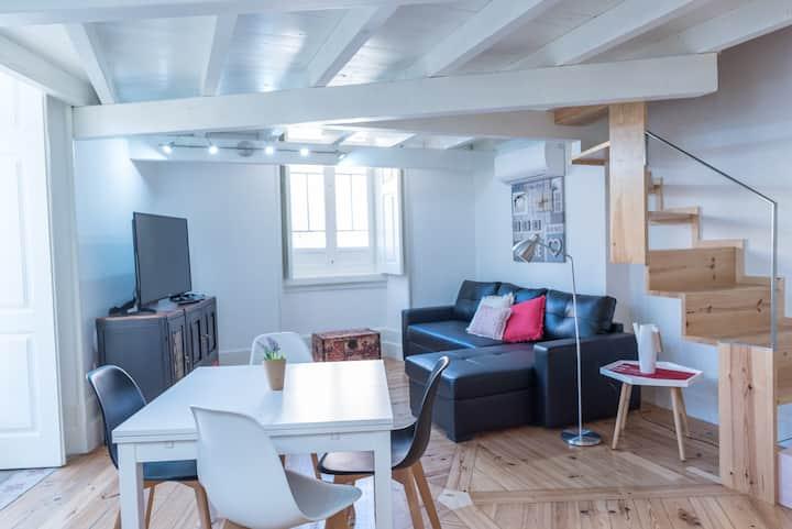 Feel Coimbra Castelo Boutique Apartment 109