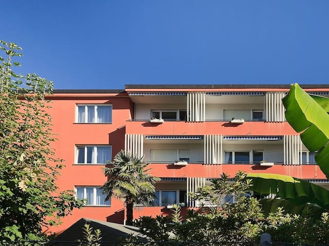 "3-room apartment 70 m² Ferienwohnung ""Suite"" in Ascona"