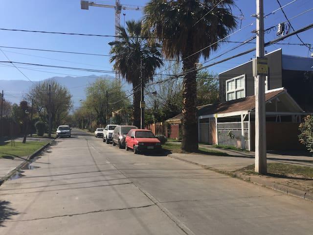 3 LOFT Independiente,2 metro,TRANQUILO,COCINA,WiFi