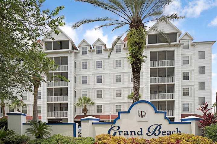 Grand Beach I & II - One Bedroom - DRI