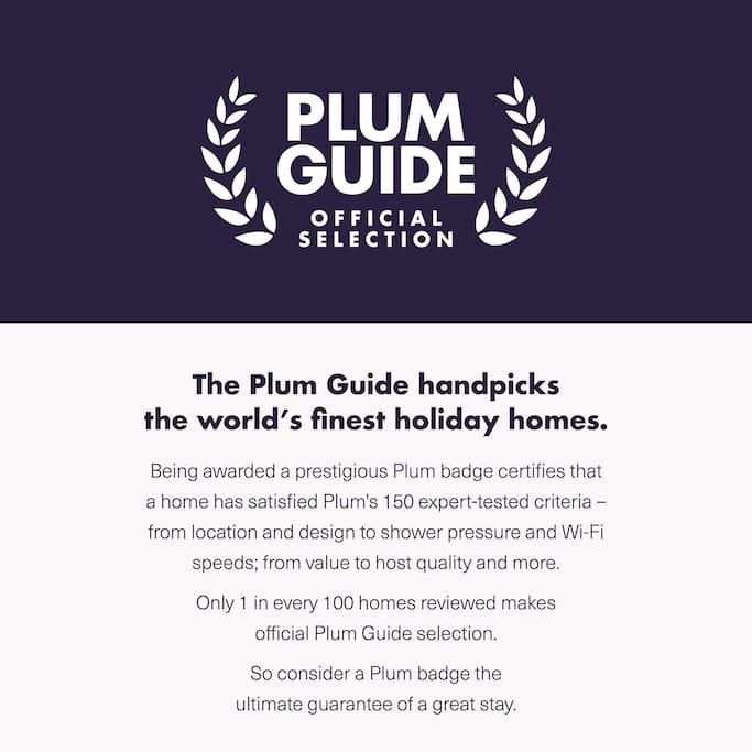 Diplôme PlumGuide. Un spécialiste de l'hospitalité a testé le logement sur des dizaines de critères