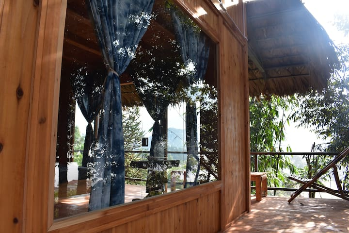 Sapa Jungle - Private Bungalow in Little Forest #2